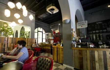 Cafe Cuatro Sombras San Juan Image