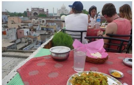 Saniya Palace Hotel Restaurant Image
