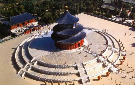 The Temple Of Heaven Image