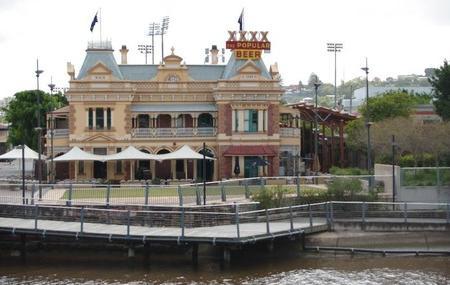 Breakfast Creek Wharf Image