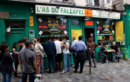 Las Du Fallafel Image