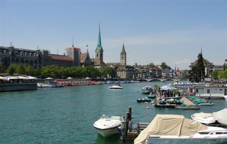 Lake Promenade Image