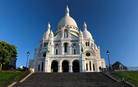 Sacre Coeur Montmartrel Image