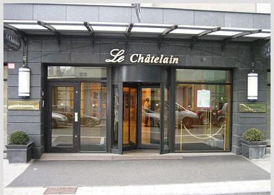 Le Chatelain All Suite Image