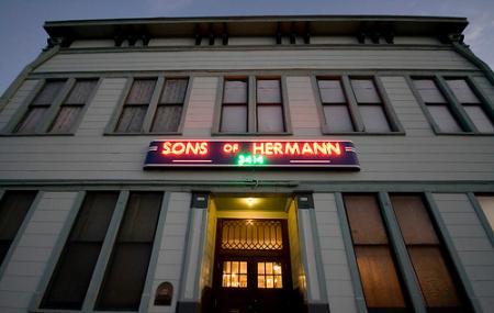 Sons Of Herman Hall Image