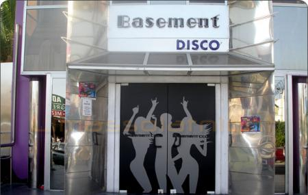 Club Basement Image