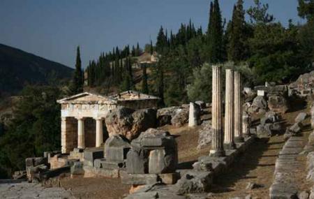 Stoa Of The Athenians Image