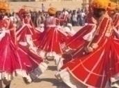 Folk Dance And Music Image