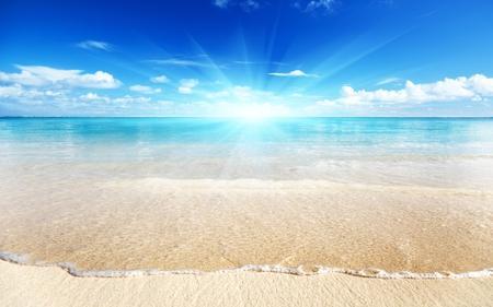 Sunshine Beach Image