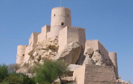 Nakhal Fort Image