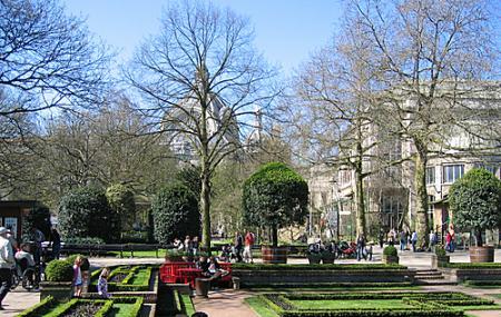 Antwerp Zoo Image
