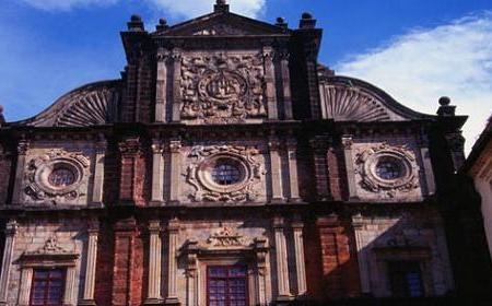Cathedral Of Bom Jesus Image