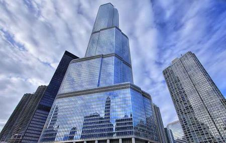 Trump International Hotel And Tower Chicago Image