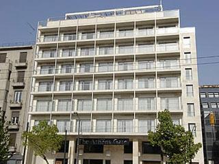 Athens Gate Hotel Image