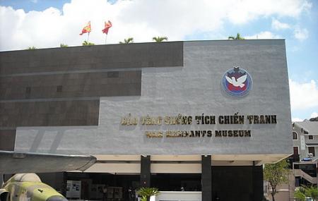 War Remnants Museum Image