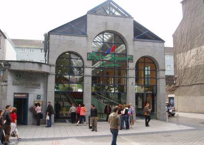 Eyre Square Shopping Centre Image