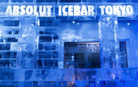 Absolut Icebar Tokyo Image