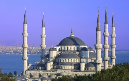 The Blue Mosque Image