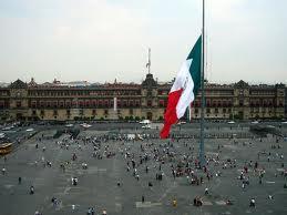 The Plaza De La Constitucion Image