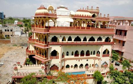 Umaid Bhawan Palace Hotel Jodhpur Image