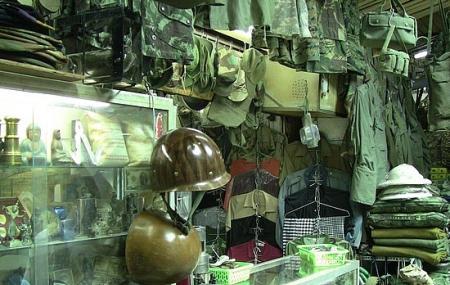 War Surplus Market Image