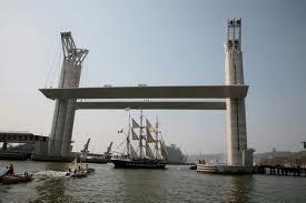 Pont Gustave Flaubert Image
