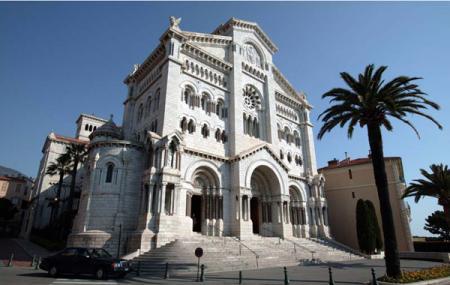 Saint Nicholas Cathedral Or Cathedral De Monaco Image