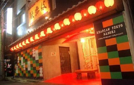 Khaosan Tokyo Kabuki Image