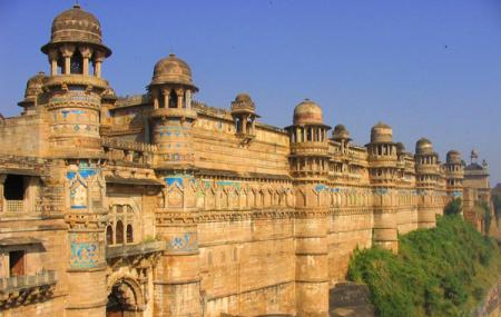 Gwalior Fort Image