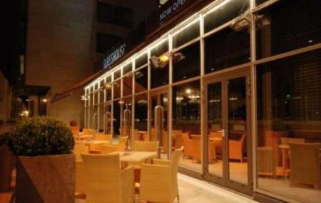 Glasshouse Restaurant Image
