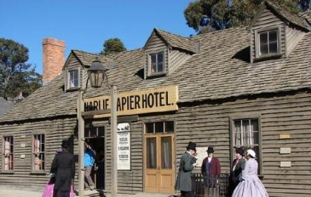 Sovereign Hill Image
