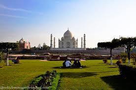 Mehtab Bagh Garden Image