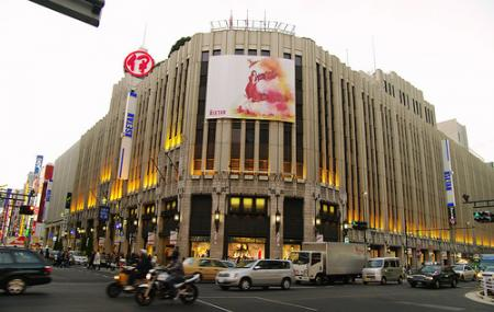 Isetan Department Store Image