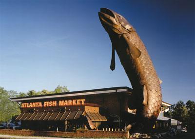 Atlanta Fish Market Image