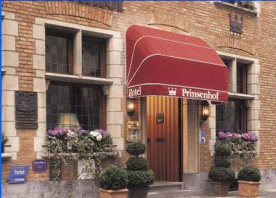 Hotel Prinsenhof Image