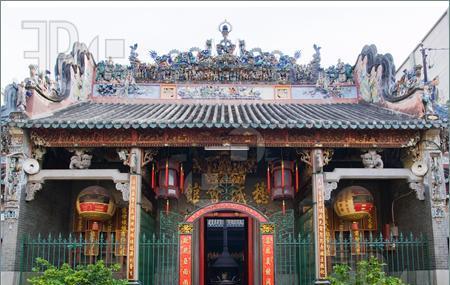 Thien Hau Pagoda Image