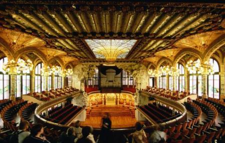 Palace Of Catalan Music Image