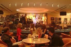 Jazz Bar At The Hilton Image