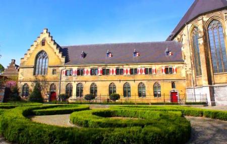 Kruisherenhotel Maastricht Image