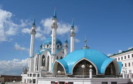 Kul  Sharif Mosque Image