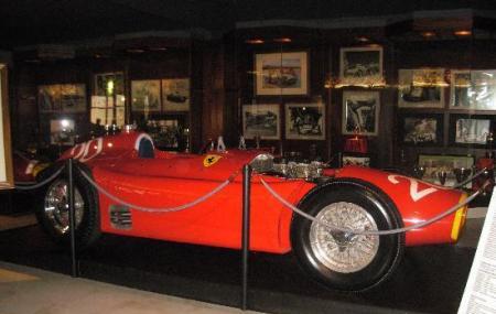J M Fangio Automobile Museum Image