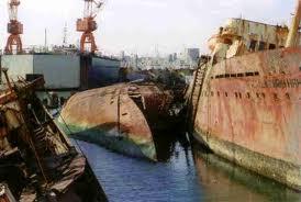 Ship Graveyard Mal De Plata Image