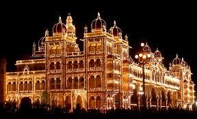 Mysore Palace Image