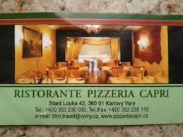 Pizzeria Capri Image