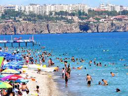 Konyaalti Beach Image