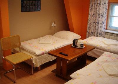 Fusion Hostel Image