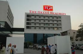 Grand Bhagvati Image