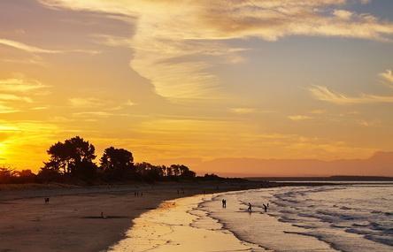 Tahunanui Beach Image
