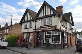 The Alma Pub Image