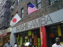Sushi Samba Image